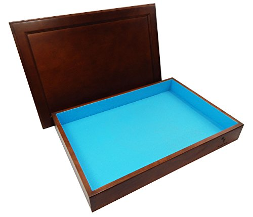 Play Therapy Supply Premium Wooden Sandtray with Lid by PlayTherapySupply (Image #5)