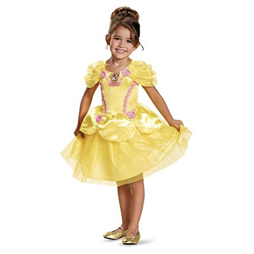 Belle Toddler Classic Costume, Small (2T)