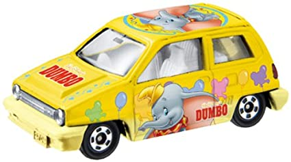 Tomica Disney Tomica Collection D-20 Honda City Turbo II E Dumbo R