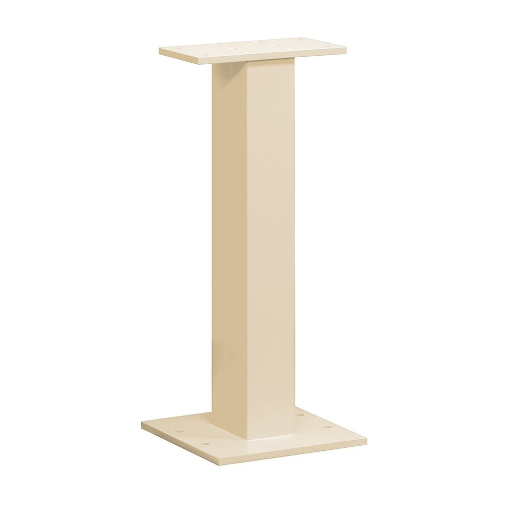 Salsbury Industries 3395SAN Replacement Pedestal for CBU Number 3308 and CBU Number 3312, Sandstone