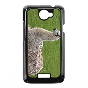 Llama Dictionary HTC One X Cell Phone Case Black JU0050201