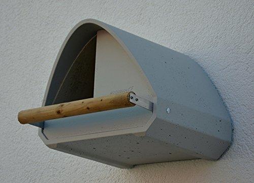 Naturschutzprodukt Turmfalkennisthöhle Typ 2TF