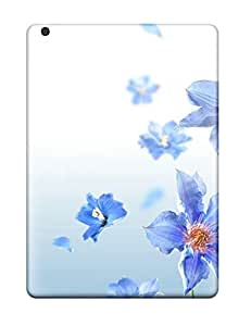 Air Scratch-proof Protection Case Cover For Ipad/ Hot Happy Lilac Flowers Phone Case