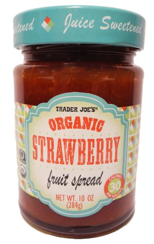 Trader Joe's Organic Strawberry Fruit Spread