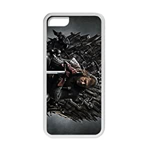 A Game of Thrones Design Personalized Fashion High Quality Phone Case For Iphone 5c