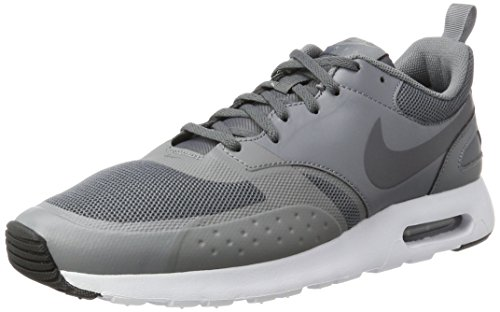 Eu froid Nike Vision Gris Air Hommes Fonc Bleu De Course Chaussures Max qzZFqw