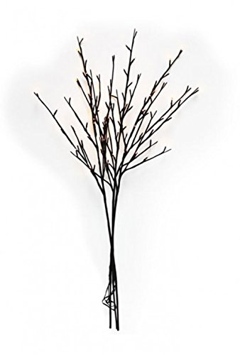 White Led Branch Lights
