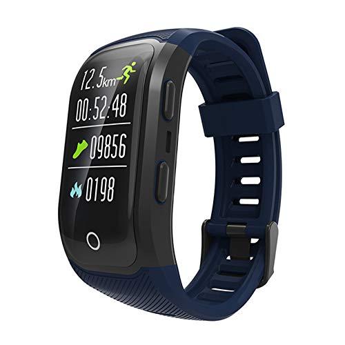 WHKNY Reloj Inteligente GPS Smart Watch Sport Activity Swim ...