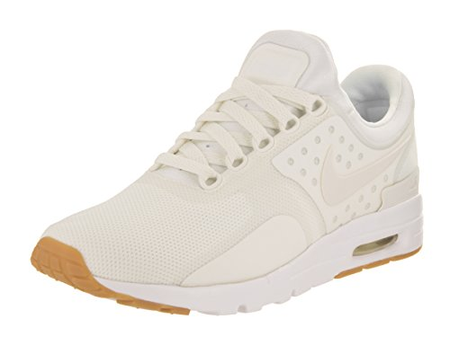 Nike Air Max Zero Damen Laufschuhe Segel Segel Gum Light Brown
