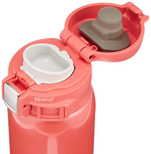 Zojirushi SM-SC48PV Stainless Mug, Coral Pink