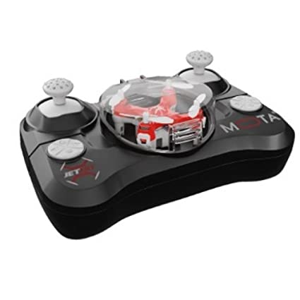 MOTA JETJAT Nano Drone Quadcopter Controller (Red) Mota Group Inc MT-JJN-K