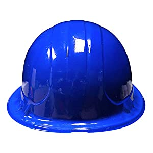12 Pack | Blue Construction Party Hats for Kids & Adults in Bulk