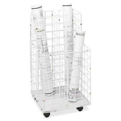 Safco 3084, Safco Wire Roll Storage Files, SAF3084, SAF (Safco Mobile Blueprint Stand)