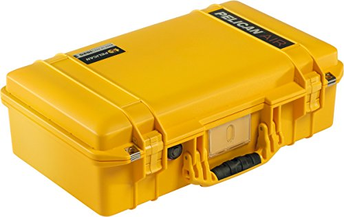 Pelican Air 1525 Case with Foam (Yellow)