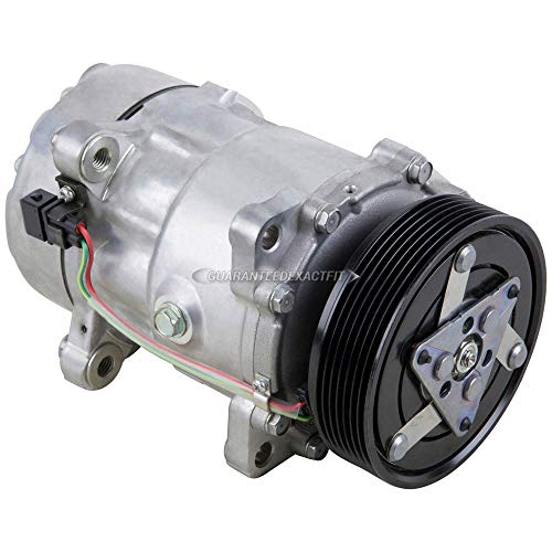 - AC Compressor & A/C Clutch For VW EuroVan 2000 - BuyAutoParts 60-01529NA NEW