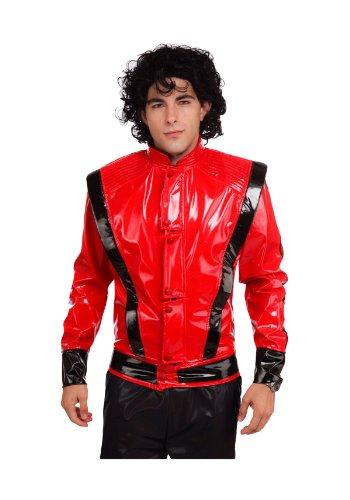 [Michael Jackson Pop King Jacket Costume size Medium] (Michael Jackson Billie Jean Costumes)