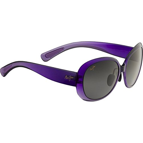 Nahiku Polarized Jim Neutral Size One Grey Maui Purple Sunglasses Fade Women's Sap5xq