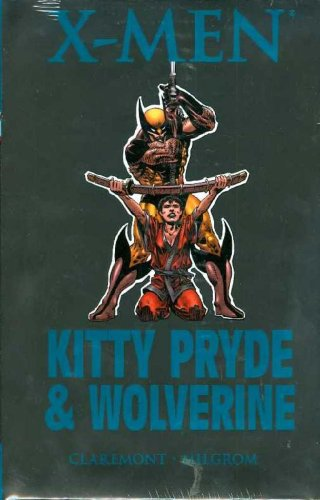 X-Men Kitty Pryde & Wolverine new cover art (X-men, new cover art)