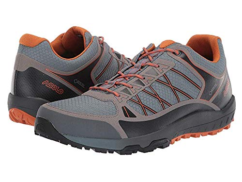 Asolo Grid GV MM Hiking Boot - Mens, Goblin Blue, 10.5, A40500 A40500 0085600105 (Trail Asolo Shoes)