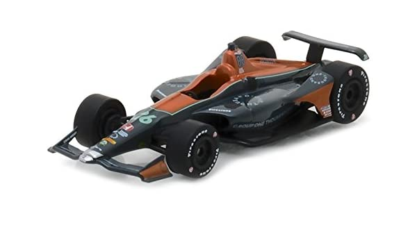 Collectible Greenlight 1:64 #26 Zach Veach IndyCar Die Cast Car