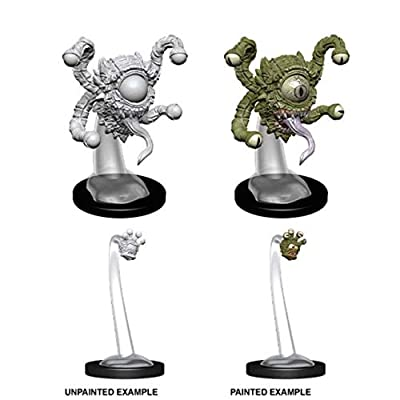 Dungeons & Dragons Nolzur`s Marvelous Unpainted Miniatures: W9 Spectator & Gazers: Toys & Games
