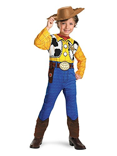 Disney Toy Story - Woody Classic Toddler/Child Costume -