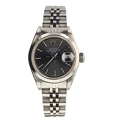 Rolex Date Automatic Female Watch 69160 (Certified Pre-Owned) by Rolex