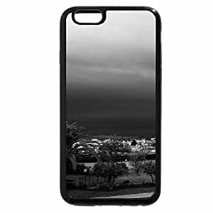 iPhone 6S Case, iPhone 6 Case (Black & White) - About to...