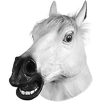 Amazon.com: Accoutrements Magical Unicorn Mask: Toys & Games Unicorn Head Mask Amazon