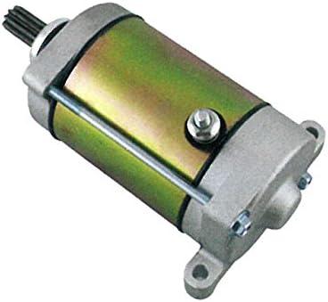 D/émarreur /électrique Pi/èce de rechange pour compatible avec Yamaha Grizzly Kodiak YFM 450 03-10