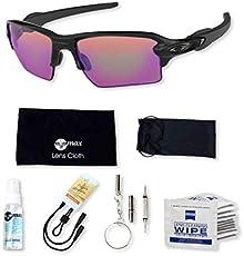 UPC 888392105004 Oakley Flak 2.0 Prizm Golf Sunglasses Black Pink ... fc62a76c17e4