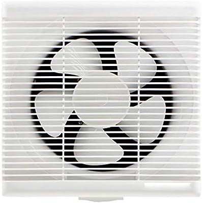 Ventilación Extractor Ventilador de escape silencioso Ventilador de hollín potente Ventilador de ventilación de ventana oculta Red de correa semi-plástica de 200MM: Amazon.es: Hogar