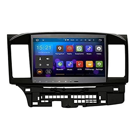 SYGAV Android Quad Core 10.2 Inch in-Dash Car Stereo Video Player 2 on