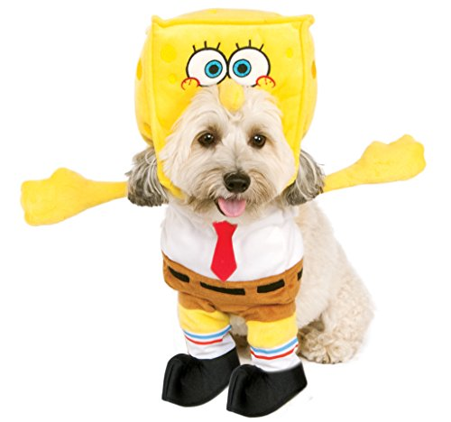 Rubie's Walking Spongebob Square Pants Pet Costume, -