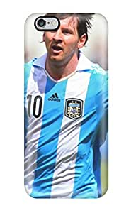 JudyRM Case Cover For Iphone 6 Plus - Retailer Packaging Amazing Lionel Messi Argentina Protective Case