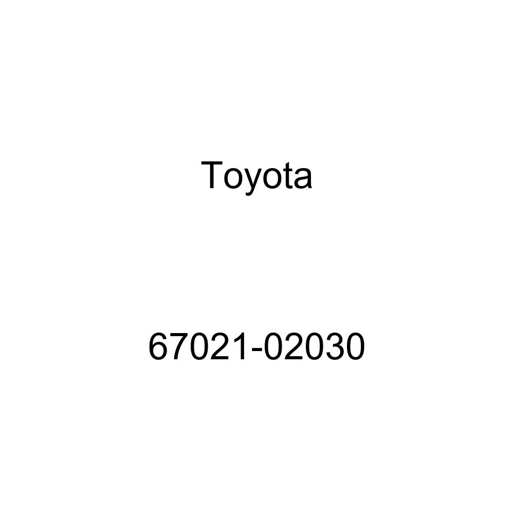 Toyota 67021-02030 Door Panel Sub Assembly