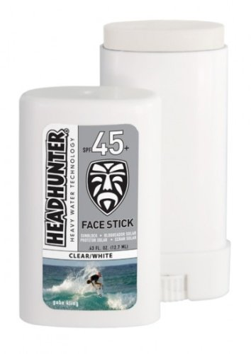 Headhunter SPF 45 Sunscreen Face Stick - Clear / White