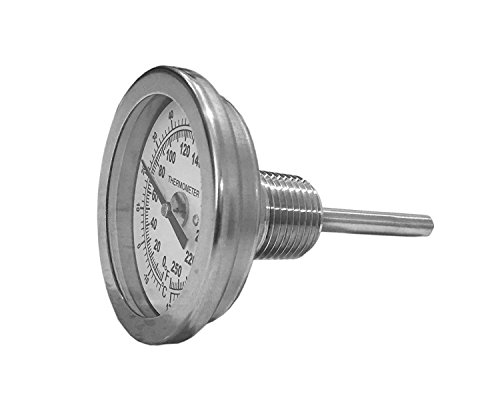 CNS Gauges Brewing Distilling Thermometer
