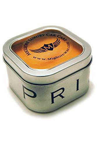 - Migliore Primo: A Premium Concours Show Car Carnauba Wax