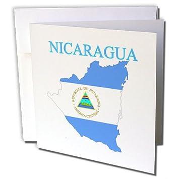Colores de la bandera de nicaragua
