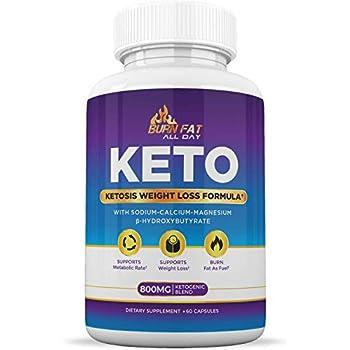 Amazon.com: Keto Pills for Weight Loss - Burn Fat Fast