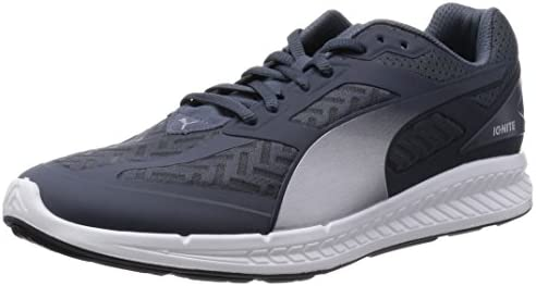 8f0e62974f32 Amazon.com  Puma Ignite Power Cool Mens Running Shoes - Grey-8 ...