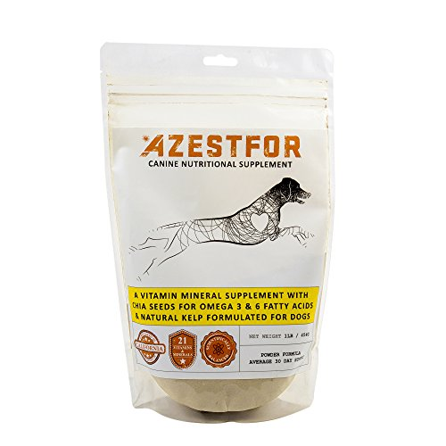 Azestfor Canine Nutritional Supplements Homemade product image