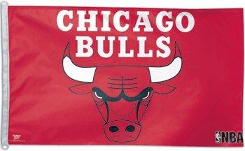 Chicago Bulls 3 x 5 Flag