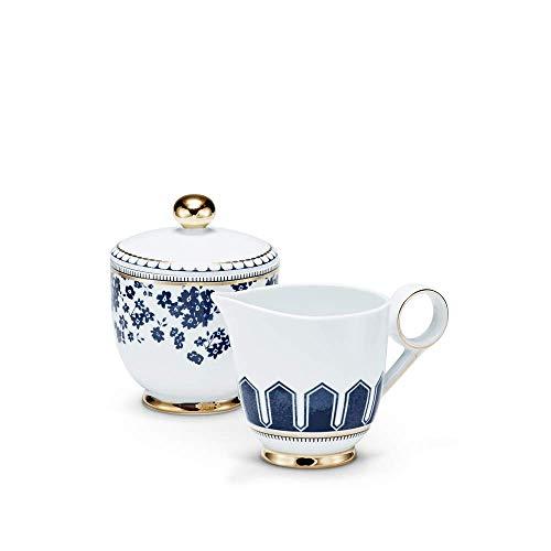 - ACHKL Sugar Bowl and Creamer Set ACHKL