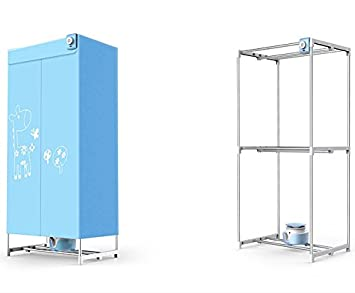 Portable Clothes Dryer Electric Laundry Drying Rack 15 KG Capacity Best  Energy Saving Folding Dryer Quick