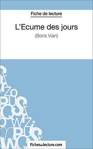 L Cume Des Jours [Pdf/ePub] eBook