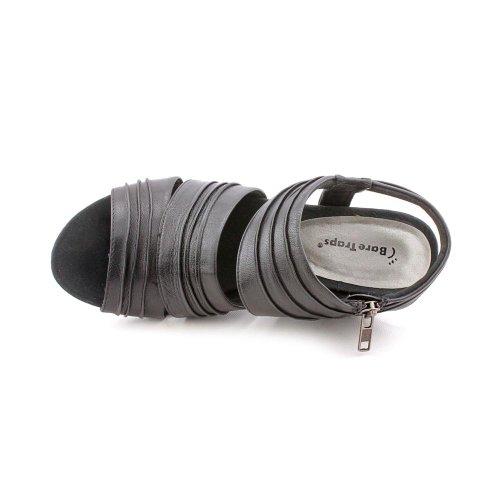 Baretraps Denni Slide Sandales Noir Multi 7 M
