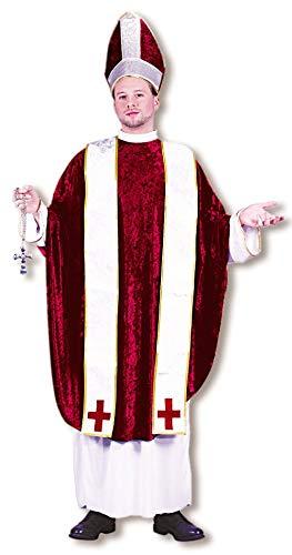 Obispo Traje Rojo Blanco: Amazon.es: Juguetes y juegos