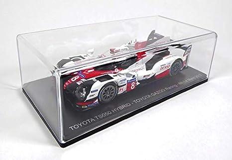 Porsche 956 1984 Audi R10 2008 01 + 02 + 03 + 06 Lotto di 4 Auto Le Mans Spark 1//43 per Hachette Japon: Toyota TS050 2017 Mazda 787B 1991